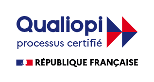 Logo Certification services Qualiopi